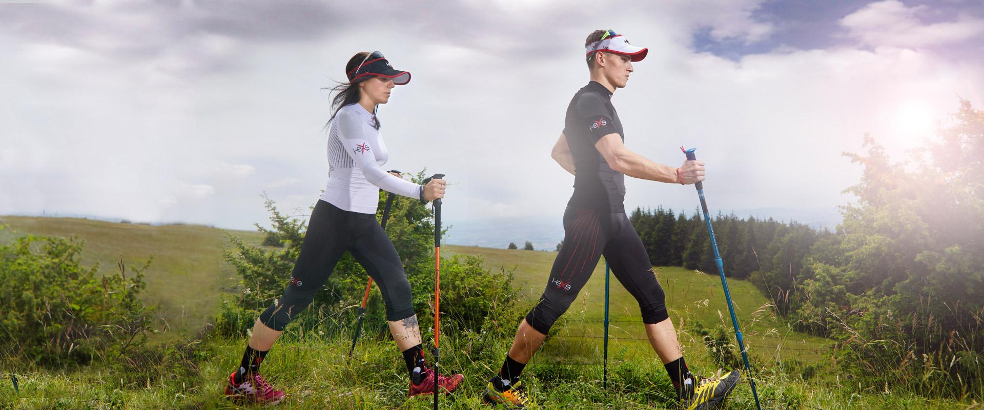 Trekking - Nordic Walking
